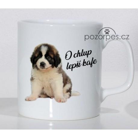 """Moskevský strážní pes - """"O chlup lepší kafe"""""""