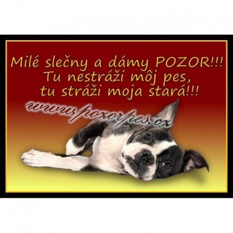 Tabulka MOJA STARÁ - SK